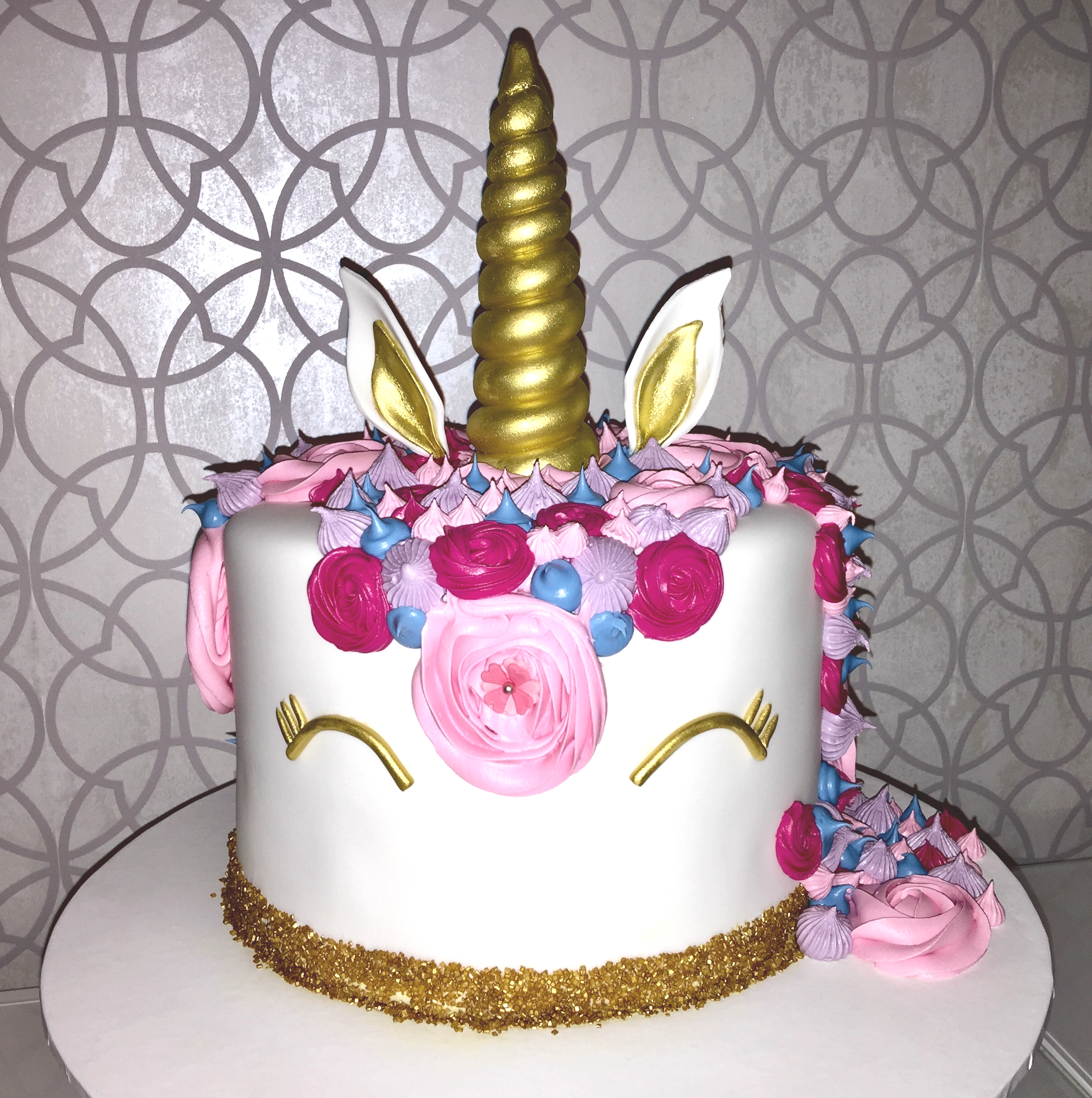Unicorn Cake Large