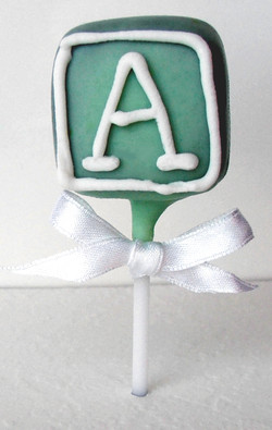 ABC Cake Pop