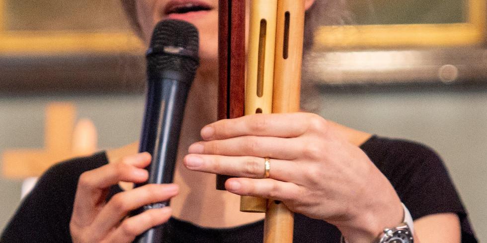 Stage de Flûte à fissures de L. de Vinci et de flûte à bec
