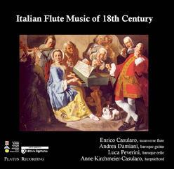 Italian Flute Music of 18th Century