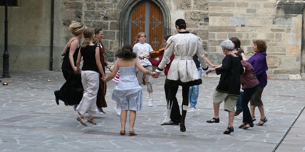 Séminaire de Danse à l'époque de L. de Vinci