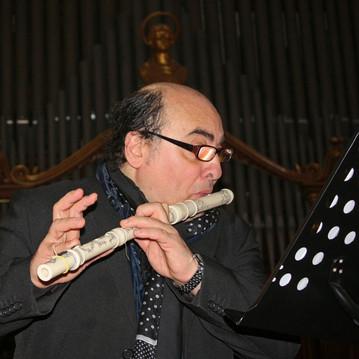 Casularo - copia di G. di Natale del flauto di Federico II di Prussia (coll. Guido Bizzi)