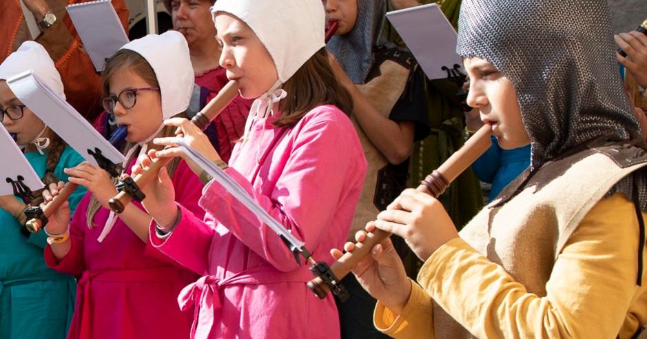 Fêtes médiévales Saillon 2019