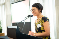 Natalia Fareti President Wellington branch 2019