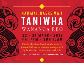 Wānanga Reo