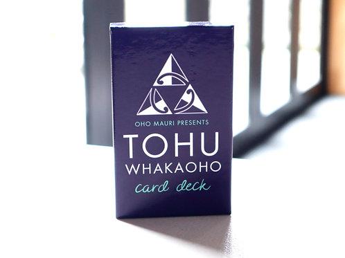 Tohu Whakaoho - Card Deck