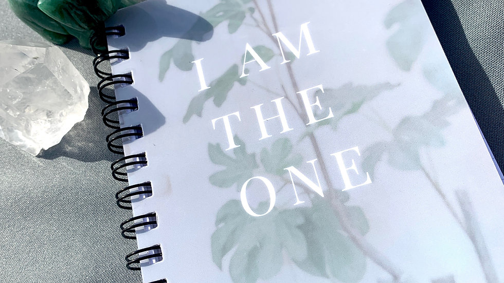 I am The One Notebook