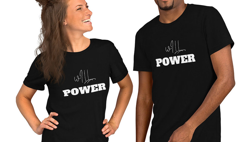 wILL Power T-Shirt