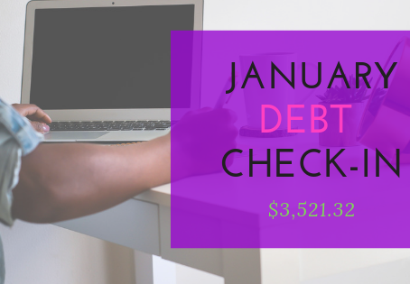 January 2019 Debt Check-In