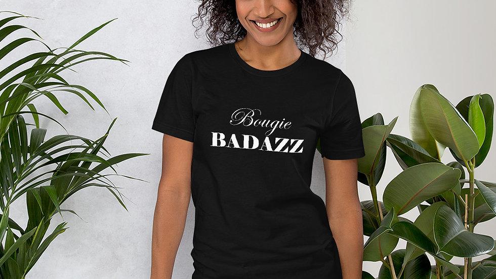 Bougie Badazz Unisex T-Shirt