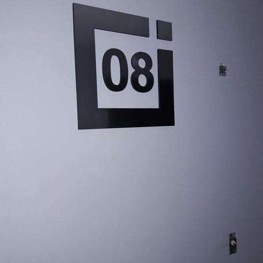 Señalización pisos