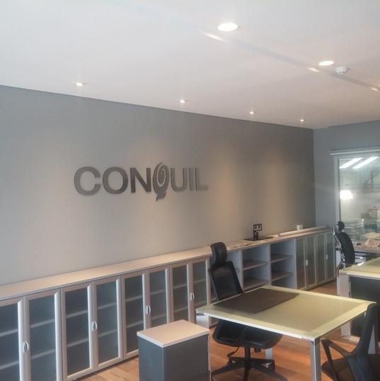 Logo Conquil