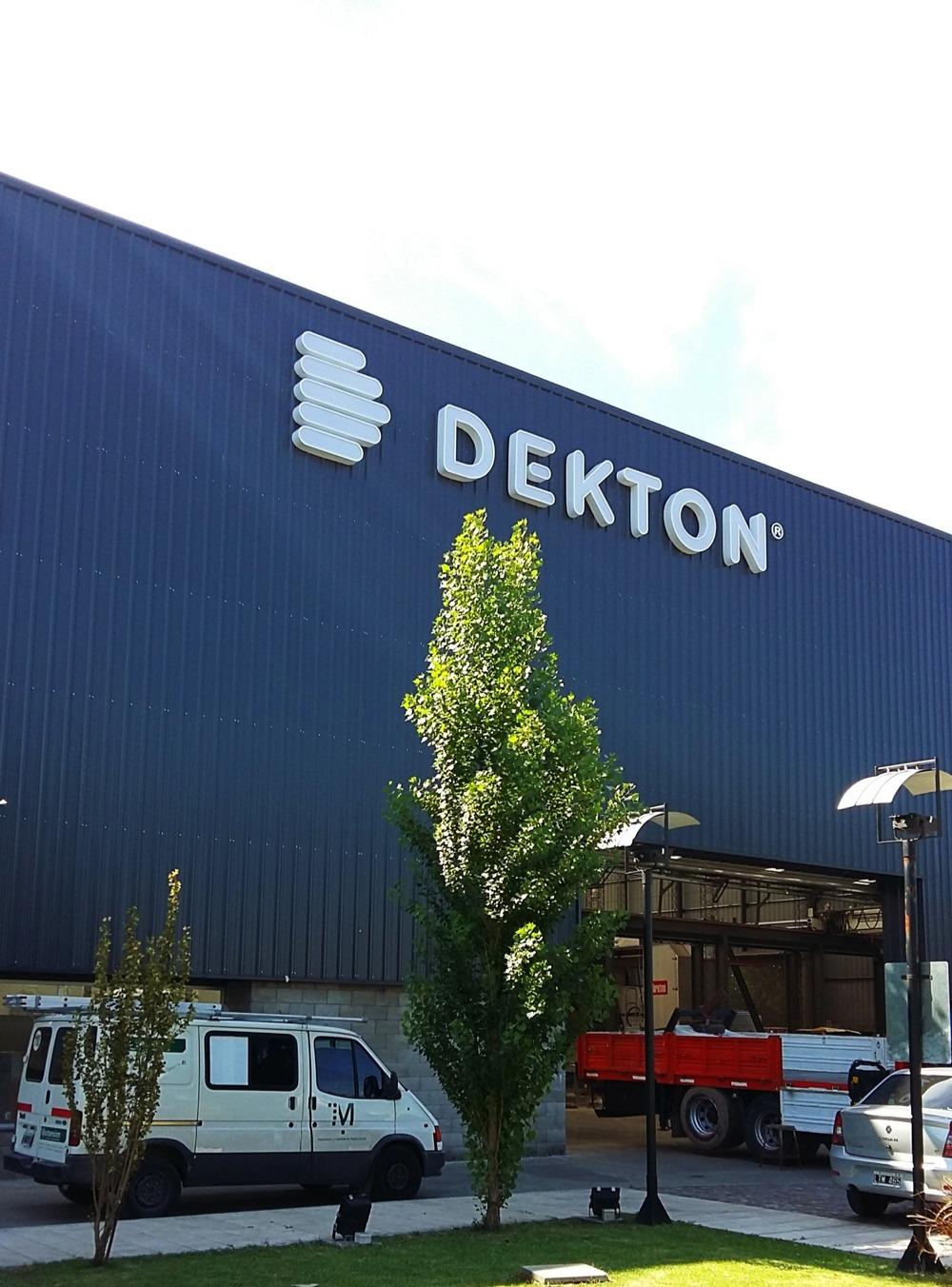 Dekton - Canteras del Mundo