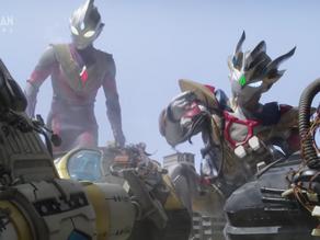 "Ultraman Trigger: New Generation Tiga Episode 8 - ""The Propagating Invasion"""