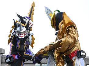 TV-Asahi Confirms Calibur to Be Kento's Father ← Kamen Rider Saber Chapter 5 Episode Guide