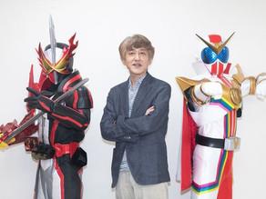Shinichiro Shirakura States Superhero Senki As The Last Crossover Between Kamen Rider & Super Sentai