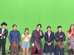 Yuki Ikushima Gives His Final Message on Kamen Rider Saber TV Series Final Wrap Up