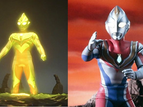Ultraman Trigger's Final Form is Eternal Flash & Not Glitter Trigger Eternity?