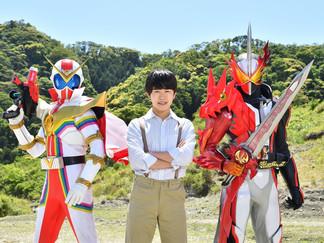 Fuku Suzuki Cast As Young Shotaro Ishinomori in Superhero Senki?