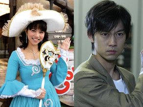OOO's Marie Kai & Decade's Daijiro Kawaoka Joins Zenkaiger Cast as Kaito's Parents
