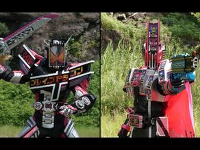 Kamen Rider Decade Complete Form 21 & Zi-O Decade Armer Saber Form Unveiled   Kivala & Kuuga Returns