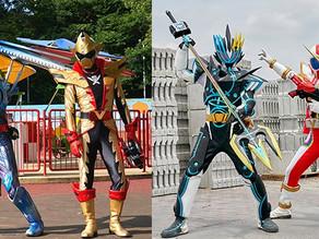 Kamen Rider Saber & Zenkaiger TV Crossover Details: Resistance from Staff Since Planning Stage
