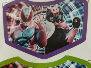Kamen Rider Revice Leaks: Clear Images of Revice & Dino-Mask Rider