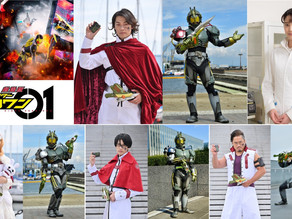 Zero-One the Movie Additional Cast Announced: Army of Kamen Rider Abaddon!