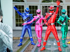 Ultraman Z's Kiyotaka Taguchi To Work on Kiramager!