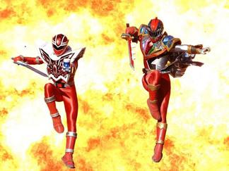 Ryusoulgers Get Kiramai Armor in the Movie + New Kiramager Vs Ryusoulger Trailer