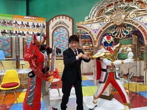 Kamen Rider Celebs on Ima Desho Show - New Details