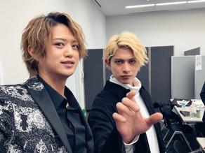 Syuya Sunagawa (Kamen Rider Horobi) Gets To Work With Masahiro Inoue (Decade) in Bushiroad's ROAD59
