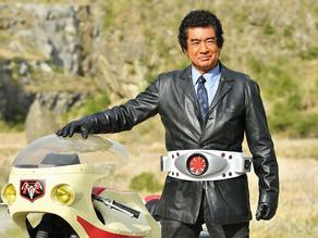 Hiroshi Fujioka's Superhero Senki Reprisal Won't Be Only Voice