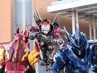 """Kamen Rider Saber Chapter 30: """"Bond might have been torn."""" Episode Guide → Mei Turned Into Megid"""