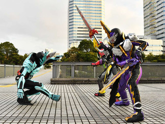Kamen Rider Saber Episode 24 Synopsis → Who is the New Calibur?