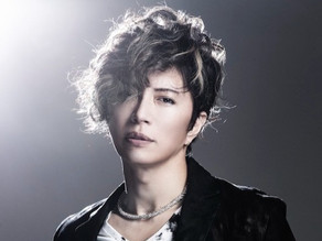 GACKT Suspends All His Activity Following Health Issues