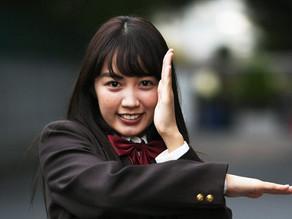 Hikari Kuroki (Yuka Ohta) Is A Real Ultra Kaiju Lover!