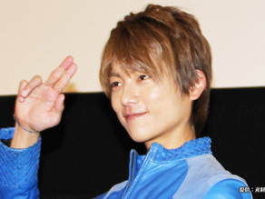 Taiyo Sugiura (Ultraman Cosmos) Discharged from Hospital and Recovered from COVID-19
