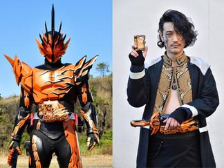 Masashi Taniguchi To Play Eternal Swordsman Kamen Rider Falchion in Saber the Movie