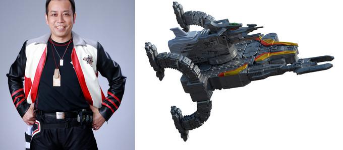 Geed's Tadashi Mizuno Joins Ultraman Trigger Cast: Pilot of Nursedessei + Details on Nursedessei