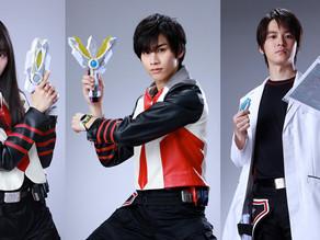 Ultraman Trigger Trio - Kengo, Yuna & Akito To Sing 2nd Ending Theme