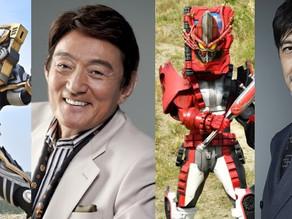Zenkaiger & Kamen Rider Saber Theme Song Singers Cast To Voice Sentai Megid & Rider Warudo