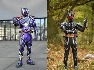Kamen Rider MetsubouJinrai & Kamen Rider Zaia First Visuals Out
