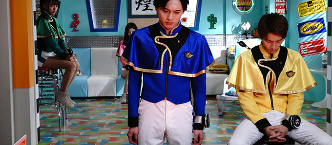 "Mashin Sentai Kiramager Episode 44: ""Sleep peacefully, My Friend"" Episode Guide → Juru Disappeared"