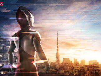 Ultraman 55th Anniversary Promotional Video: Official Website Now Open