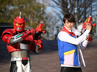 """Kikai Sentai Zenkaiger Episode 1!: """"Kikai's World is Strange & Mysterious!!"""" Episode Guide"""