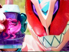 Kamen Rider Revice Leaks: Revice with Stamps & Rider Belt