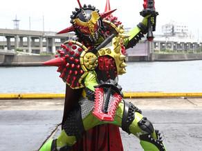 Bravo King Durian Arms & Gridon Lychee Arms Info + Zangetsu Kachidoki Arms 2nd On-Screen Appearance!