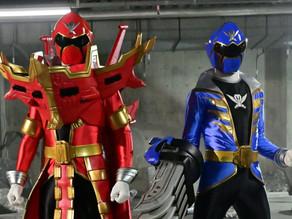 Ten Gokaiger Pics & Trailer: Gokai Red Cross Armor Mode, Enemy is Gokai Silver & Super Sentais?