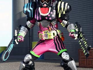 CraneJoe Describes Kamen Rider Revice's Design, Riders, Driver & Items